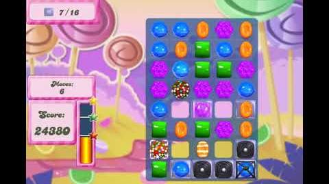Candy Crush Saga Level 2700+ Group -- level 2763 -- No boosters ☆☆☆