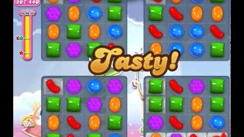 Candy Crush Saga Level 887