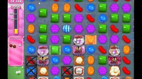 Candy Crush Saga Level 943