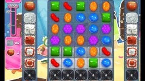 Candy crush saga level 1734 No booster, 3 stars
