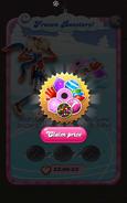 Frozen Boosters Reward
