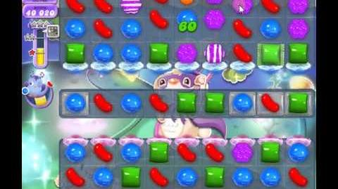 How to beat Candy Crush Saga Dreamworld Level 77 - 1 Stars - No Boosters - 78,040pts