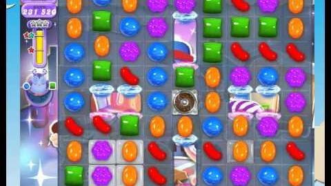Candy Crush Saga - DreamWorld level 450 (No Boosters)