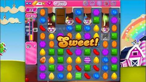 Candy Crush Saga - Level 263 - No boosters ☆☆☆