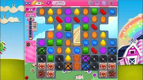 Candy Crush Saga - Level 335 - No boosters ☆☆☆