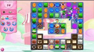 Candy Crush Saga - Level 4073 - No boosters ☆☆☆