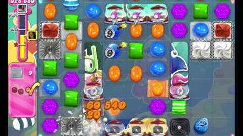 Candy Crush Saga LEVEL 2092 NO BOOSTERS (25 moves)
