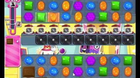 Candy Crush Saga LEVEL 2371 NO BOOSTERS (with CB CB combo)