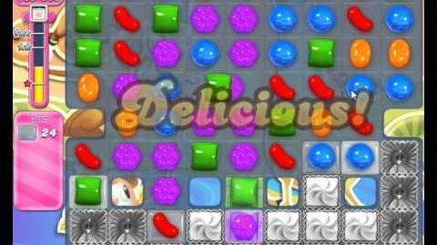 Candy Crush Saga Level 1565 Hard Level NO BOOSTER (2nd Version)