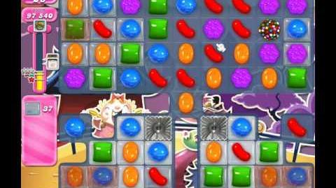 Candy Crush Saga Level 1782 ( New with 42 Moves ) No Boosters 3 Stars