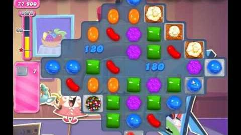 Candy Crush Saga Level 1976 - NO BOOSTERS