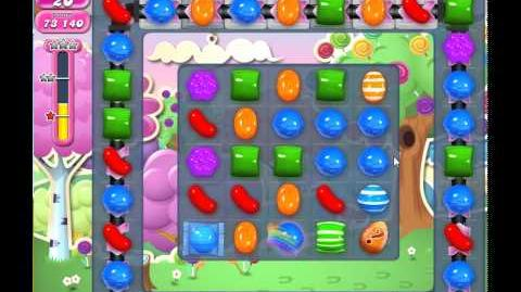 Candy Crush Saga Level 944 No Booster