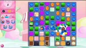 Candy Crush Saga - Level 4078 - No boosters ☆☆☆