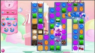 Candy Crush Saga - Level 4161 - No boosters ☆☆☆