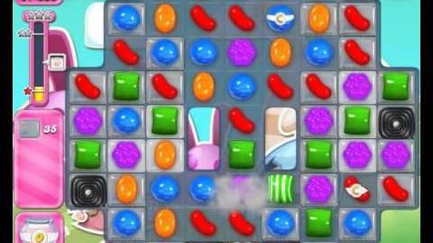 Candy Crush Saga Level 1593 NO BOOSTER 2nd Version (Extra- How to unlock locked Liquorice Swirl)