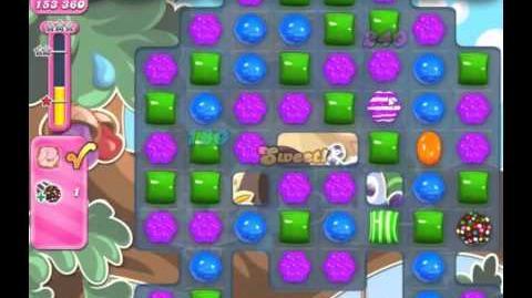 Candy Crush Saga Level 1676 - NO BOOSTERS
