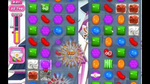Candy Crush Saga Level 1885 - NO BOOSTERS