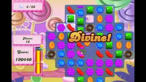 Candy Crush Saga Level 2765 NO BOOSTERS 3Star 2700plus Group Redesigned 161017