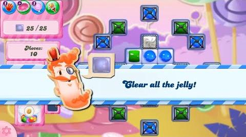 Candy Crush Saga Level 2821 NEW FORMAT no boosters