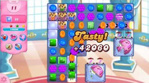 Candy Crush Saga Level 2988 NO BOOSTERS (20 moves)