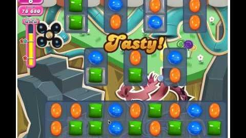 Candy Crush Saga Level 31 - 3 Stars No Boosters