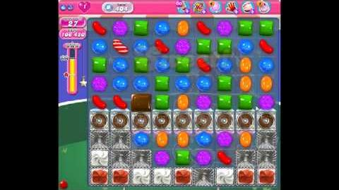 Candy Crush Saga Level 404