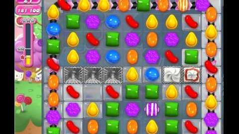 Candy Crush Saga Level 958 (No booster)