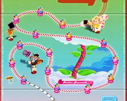 Bonbon Beanstalk Map