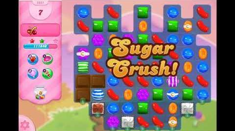 Candy Crush Saga - Level 2861 - No boosters