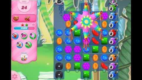 Candy Crush Saga - Level 2952 ☆☆☆