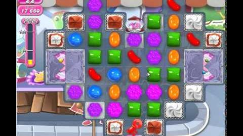 Candy Crush Saga Level 1160