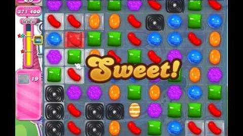 Candy Crush Saga Level 1252 ( New with 5 Candy Colours ) No Boosters 3 Stars