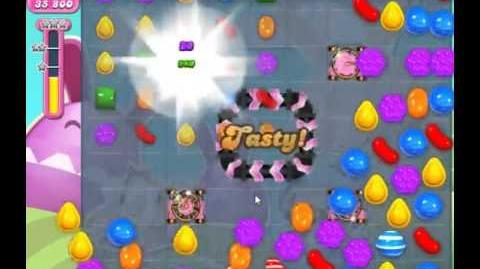 Candy Crush Saga Level 1590