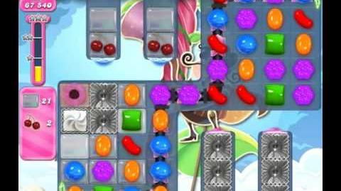 Candy Crush Saga Level 1806 - NO BOOSTERS