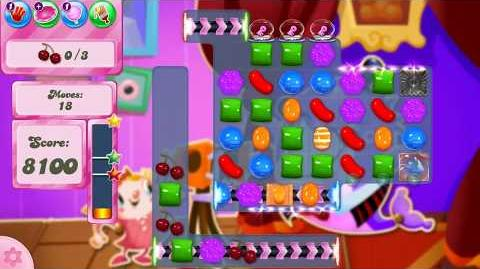 Candy Crush Saga Level 2572 NO BOOSTERS
