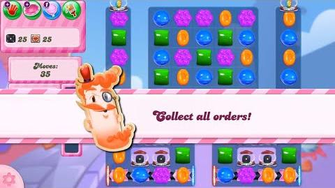 Candy Crush Saga Level 2832 NO BOOSTERS