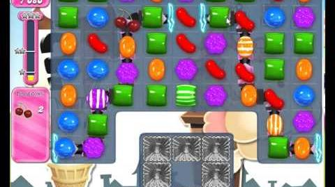 Candy Crush Saga level 708 No booster used!