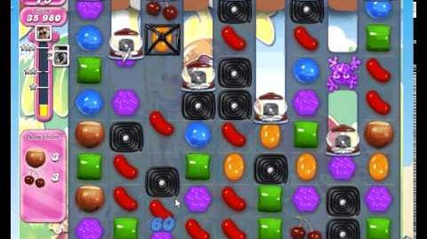 Candy crush saga level 629 - 1 étoile