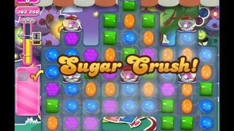 Candy Crush Saga, Level 1516, 2 Stars, No Boosters
