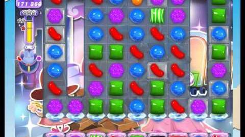 Candy Crush Saga - DreamWorld level 451 (No Boosters)