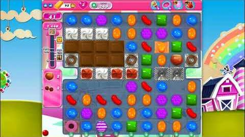 Candy Crush Saga - Level 249 - No boosters ☆☆☆