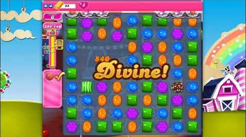 Candy Crush Saga - Level 268 - No boosters ☆☆☆