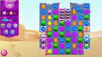 Candy Crush Saga - Level 4768 - No boosters ☆☆☆ HARD