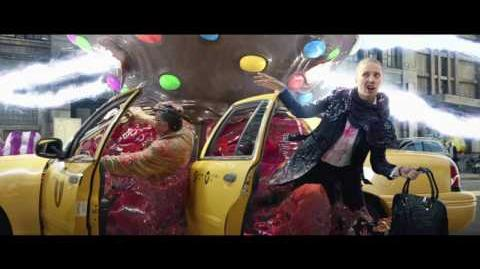 Candy Crush Saga - NYC TV Commercial
