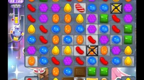 Candy Crush Saga Dreamworld Level 449 (Traumwelt)