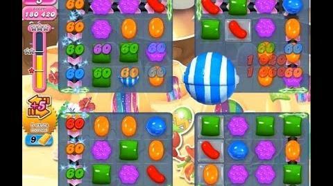 Candy Crush Saga Level 1335 NO BOOSTER