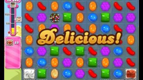 Candy Crush Saga Level 1667 NO BOOSTER
