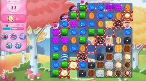 Candy Crush Saga Level 4881 NO BOOSTERS