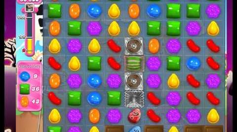 Candy Crush Saga level 730 (no boosters)