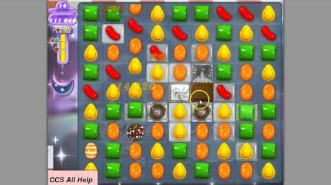 Candy Crush DREAMWORLD Level 326 3*